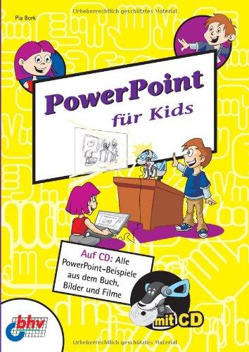 9783826616402: PowerPoint für Kids-mit CD-ROM
