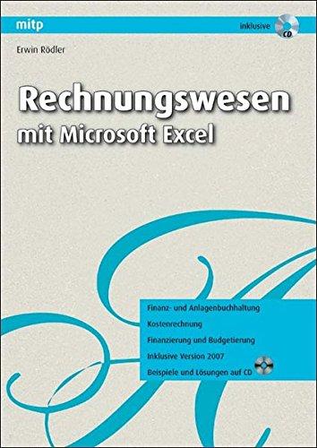 9783826616792: Rechnungswesen mit Microsoft Excel