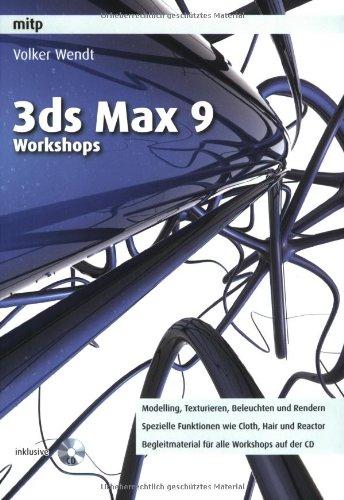9783826617133: 3ds max 9 Workshops