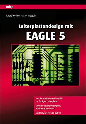 9783826617409: Leiterplattendesign Mit Eagle 5