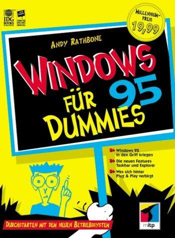 9783826626302: Windows 95 für Dummies (Livre en allemand)