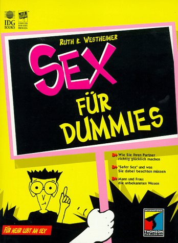 9783826626968: Sex für Dummies. Für mehr Lust am Sex