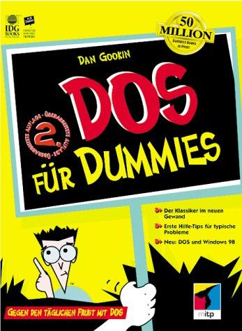 9783826628122: DOS für Dummies