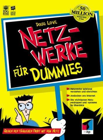 9783826628238: Netzwerke für Dummies