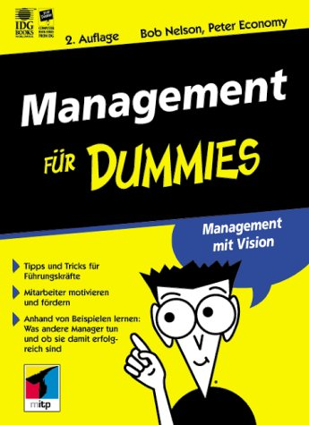 9783826628986: Management für Dummies.