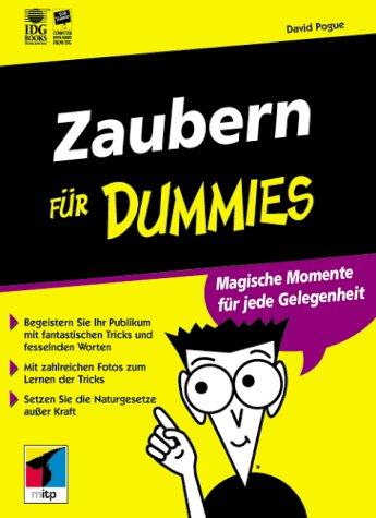 9783826629488: Zaubern für Dummies