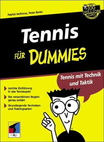 Tennis für Dummies Patrick McEnroe: Patrick McEnroe