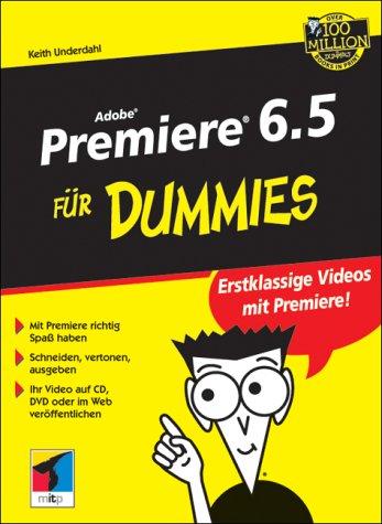 9783826630613: Adobe Premiere 6.5 für Dummies.