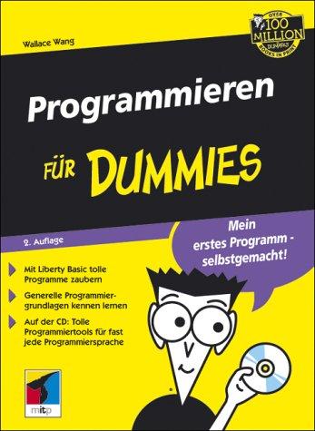 9783826631030: Programmieren für Dummies.Mit CD-ROM