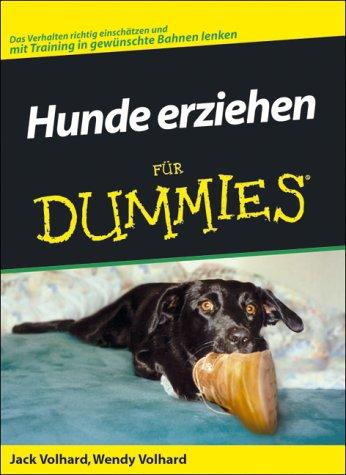 9783826631368: Hunde erziehen für Dummies