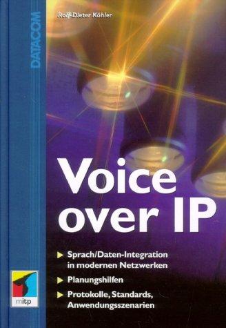 9783826640674: Voice over IP