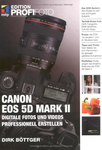 9783826650741: Canon EOS 5D Mark II