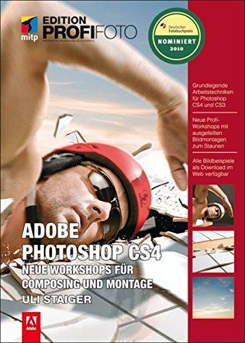 9783826655302: Adobe Photoshop CS4: Neue Workshops für Composing und Montage