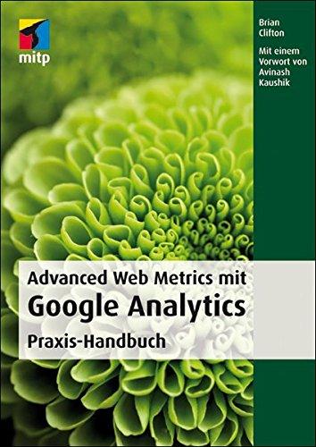 9783826655661: Advanced Web Metrics mit Google Analytics: Praxis-Handbuch