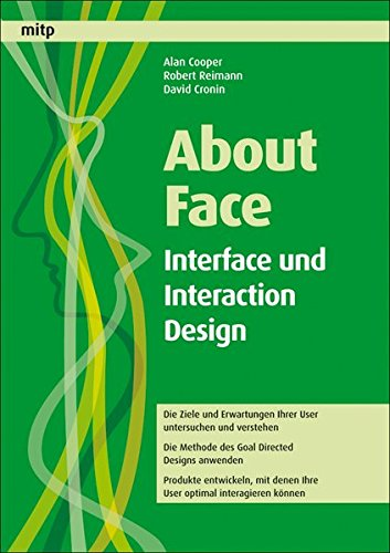 9783826658884: About Face: Interface und Interaction Design