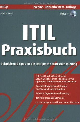 9783826659089: ITIL-Praxisbuch