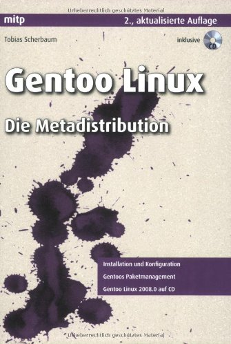 9783826659416: Gentoo Linux: Die Metadistribution