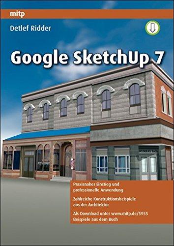 9783826659553: Google SketchUp 7 (German Edition)