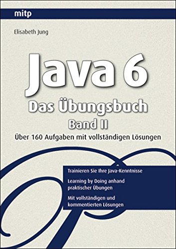 9783826659560: Java 6 - Das �bungsbuch 2