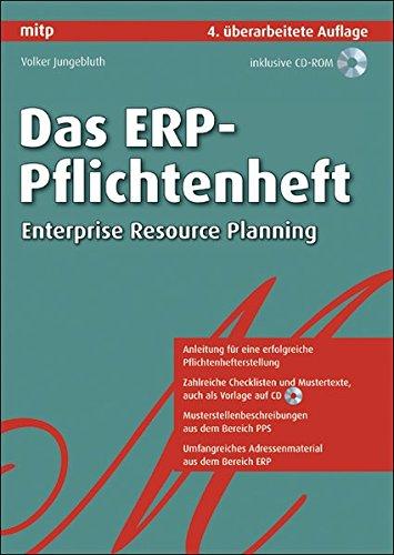 9783826659621: Das ERP-Pflichtenheft: Enterprise Resource Planning