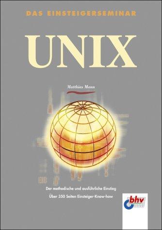 UNIX: Matthias Mann