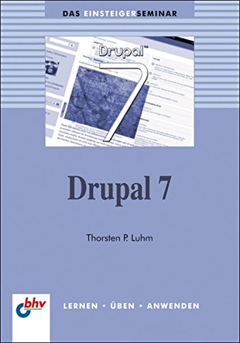 9783826675430: Drupal 7