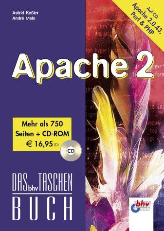 9783826680779: Das bhv Taschenbuch. Apache 2.