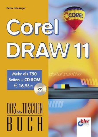 9783826680878: CorelDRAW 11, m. CD-ROM