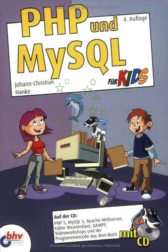 9783826686375: PHP & MySQL für Kids