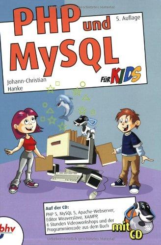 9783826686542: PHP und MySQL f�r Kids