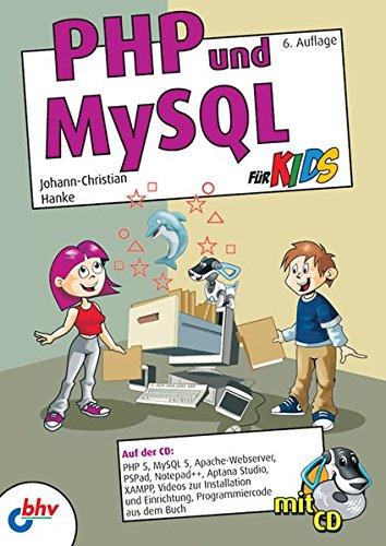 9783826686740: PHP und MySQL für Kids