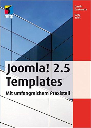 9783826690488: Joomla! 2.5 Templates