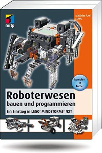 9783826691010: Roboterwesen bauen und programmieren: Ein Einstieg in LEGO® MINDSTORMS® NXT