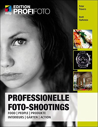 9783826691256: Professionelle Foto-Shootings - Edition ProfiFoto