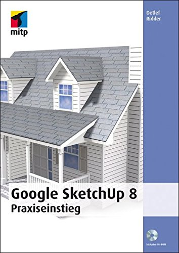 9783826691331: Google SketchUp 8 (German Edition)