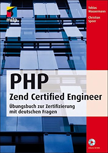 9783826691409: PHP Zend Certified Engineer