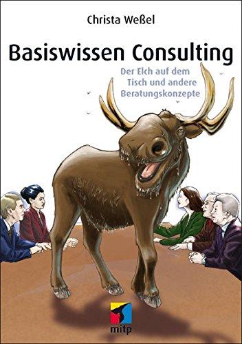 9783826692314: Basiswissen Consulting: Der Elch auf dem Tisch und andere Beratungskonzepte