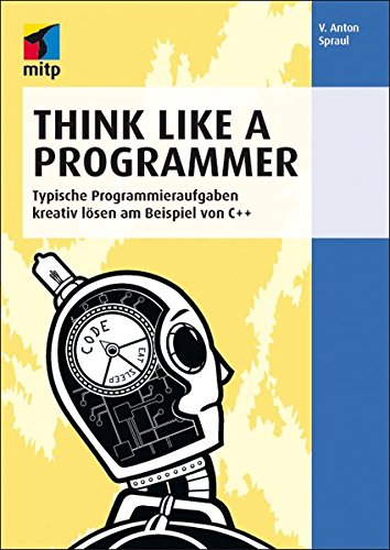 9783826692789: Think Like a Programmer