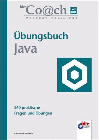 9783826693861: bhv Coach Compact. Ã?bungsbuch Java.