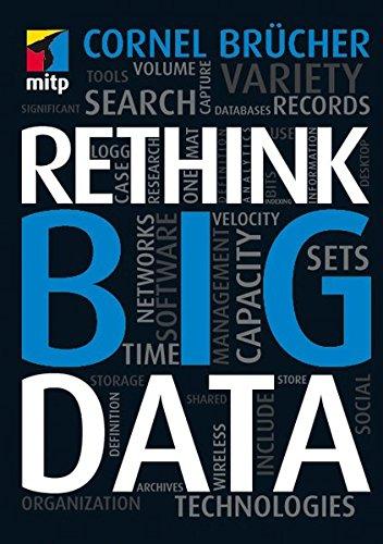9783826694523: Rethink Big Data