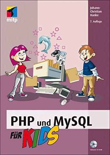 9783826694653: PHP und MySQL für Kids