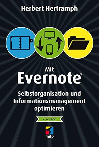 9783826695063: Mit Evernote Selbstorganisation und Informationsmanagement optimieren
