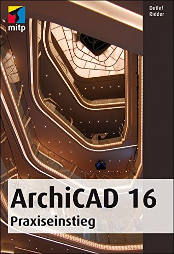 ArchiCAD 16: Ridder Detlef