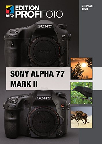 9783826697487: Sony Alpha 77 Mark II