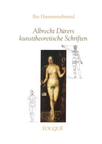 9783826740527: Albrecht Dürers kunsttheoretische Schriften