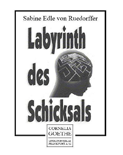 9783826754388: Labyrinth des Schicksals