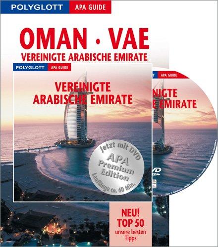 9783826820588: Oman / Vereinigte Arabische Emirate. Polyglott Apa Guide: Top 50 - unsere besten Tipps