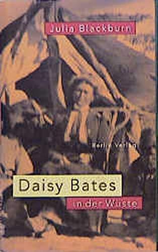 Daisy Bates in der Wüste: Blackburn, Julia