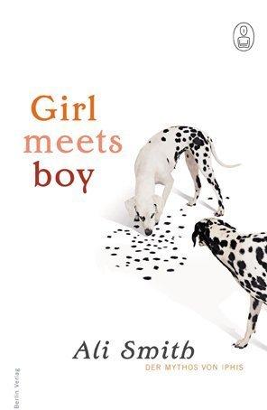 9783827007643: Girl meets boy. Die Mythen. Der Mythos von Iphis