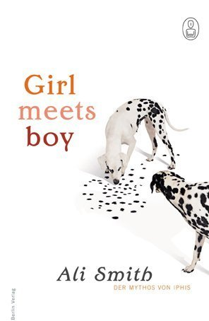 9783827007643: Girl meets boy. Die Mythen